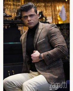 پوشاک مردانه زاگروتی
