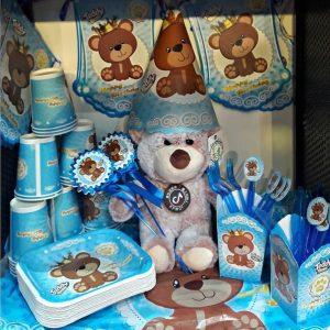 تم تولد و ظرف و ظروف خوشحالی مارکت در عرش آجودانیه تهران