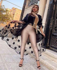 لباس راحتی فوگو در عرش آجودانیه تهران