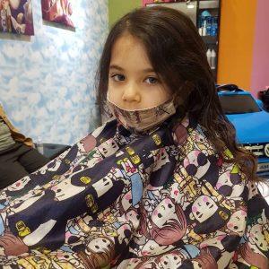آرایشگاه کودک در مجتمع تجاری تفریحی عرش آجودانیه تهران