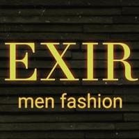 فروشگاه مردانه اکسیر در مجتمع تجاری تفریحی عرش آجودانیه